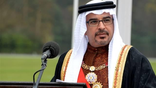 """ولي عهد البحرين: العلاقات مع الولايات المتحدة """"استراتيجية"""""""