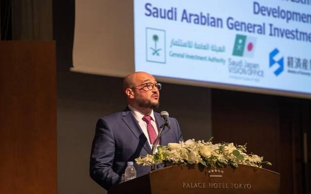 وكيل محافظ هيئة الاستثمار السعودية خلال افتتاح منتدى أعمال الرؤية السعودية - اليابانية 2030