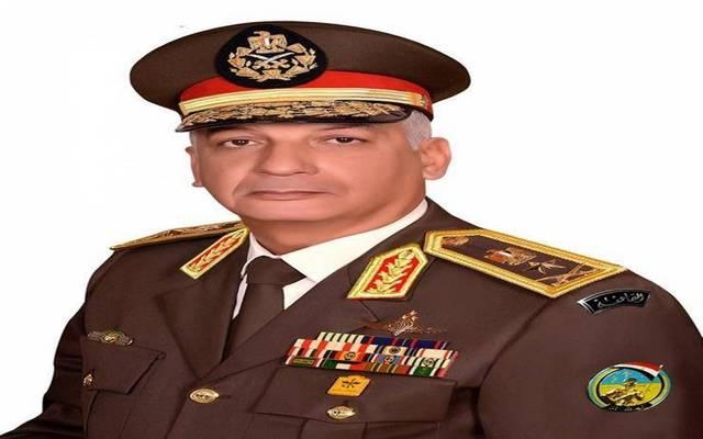 الفريق أول محمد زكي القائد العام للقوات المسلحة وزير الدفاع والإنتاج الحربي في مصر