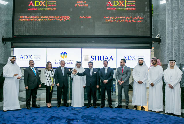 The ADX has launched a variety of services