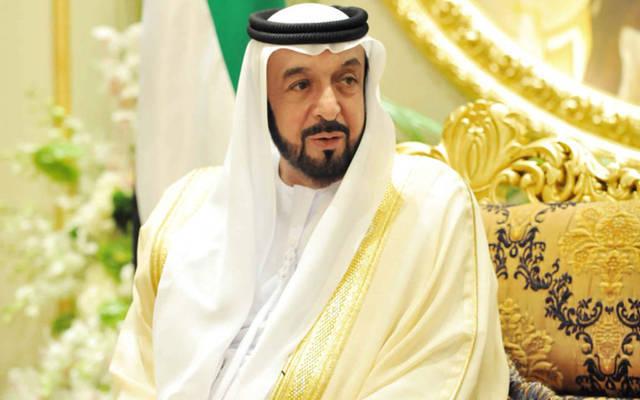 صورة أرشيفية لرئيس دولة الإمارات