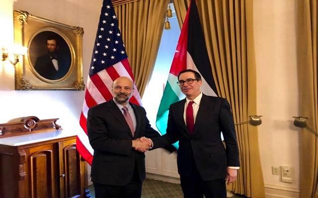 """""""منوشن"""" يؤكد التزام أمريكا بالشراكة الاستراتيجية مع الأردن"""