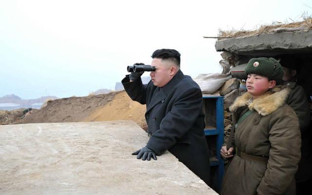 ذكر المتحدث باسم البنتاجون أن كوريا الشمالية لا تمثل تهديداً