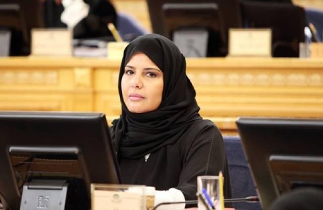 حنان بنت عبدالرحيم بن مطلق الأحمدي مساعد رئيس مجلس الشورى السعودي
