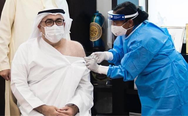 وزير الصحة الإماراتي عبدالرحمن بن محمد العويس