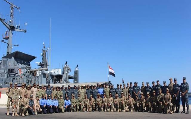 التدريب البحري المصري الأمريكي المشترك
