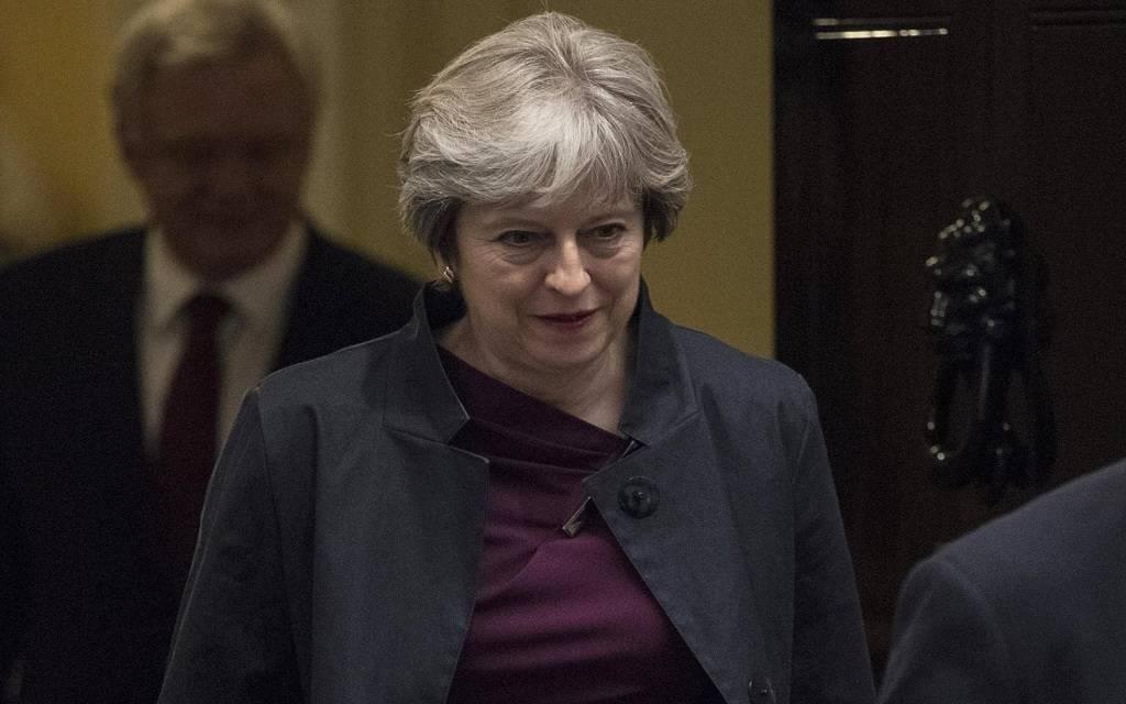 """الاتحاد الأوروبي يمنح """"تيريزا ماي"""" أسبوعين لإيجاد حلول لـ""""البريكست"""""""
