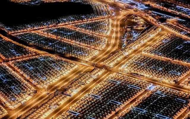 """بالصور..السعودية تطلق """"روبوت آلي"""" لتقديم خدمة الإفتاء للحجاج"""