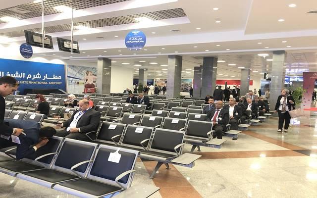 """مطار شرم الشيخ يستقبل أولى رحلات شركة """"سكات إير"""" من كازاخستان"""