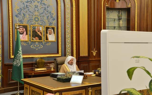 رئيس مجلس الشورى السعودي عبدالله آل الشيخ
