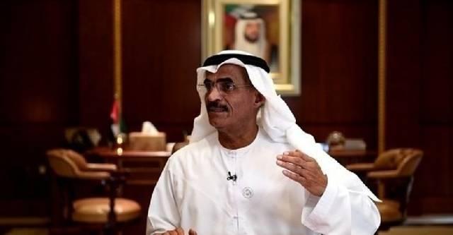 أحد مشاريع البنية التحتية في الإمارات