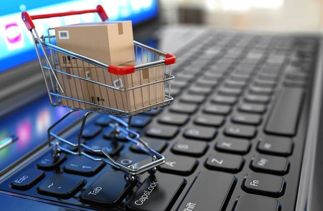 صورة تعبيرية للتجارة الإلكترونية