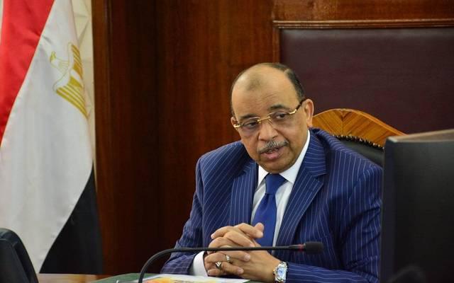 وزير التنمية المحلية محمود شعراوي