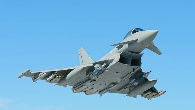 Qatar seeks to raise $4 billion from banks to buy Eurofighter Typhoon combat jets