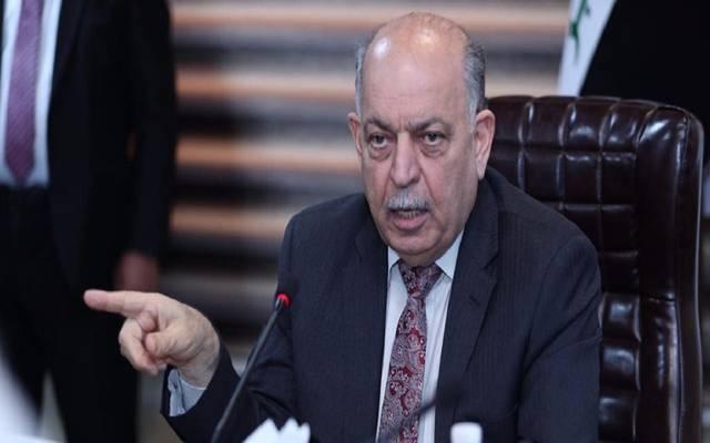 وزير النفط العراقي ثامر عباس الغضبان - أرشيفية