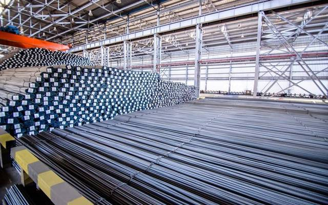 Saudi Arabia topped importers of crude iron and steel from Egypt