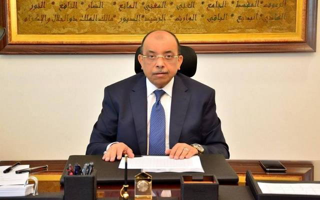 وزير التنمية المحلية المصري اللواء محمود شعراوي - أرشيفية