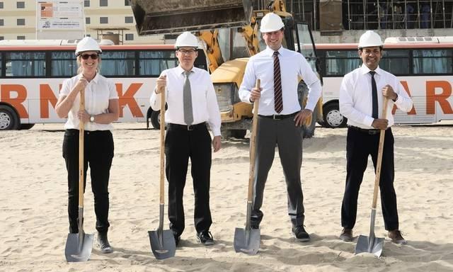 UAE's Farnek unveils $41m smart staff accommodation