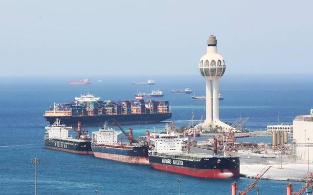 ميناء جدة السعودي ـ أرشيفية