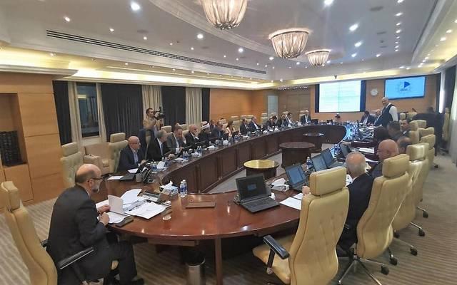 مجلس الوزراء الأردني