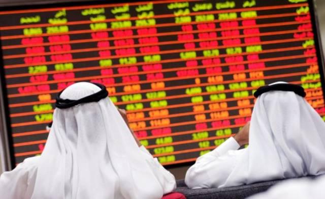 إحد أسواق المال الخليجية