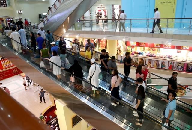 ضاعف مركز تسوق ياس مول استعداداته للعيد مستفيداً من افتتاح مدينة عالم وارنرز برازرز