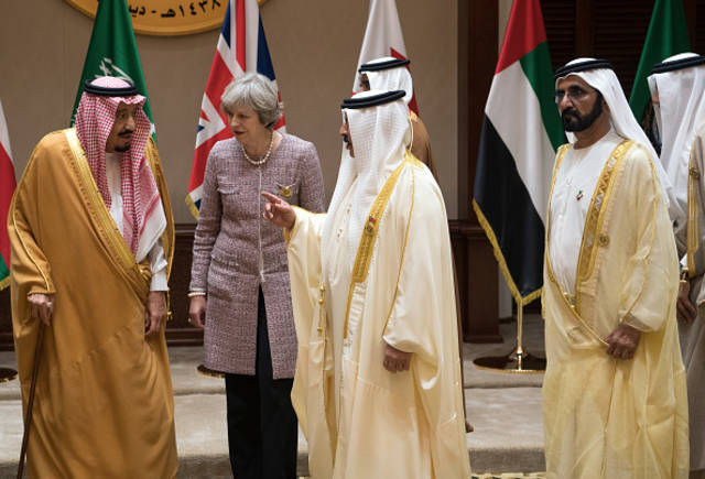 UK in talks with UAE, GCC over post-Brexit trade pact - Minister