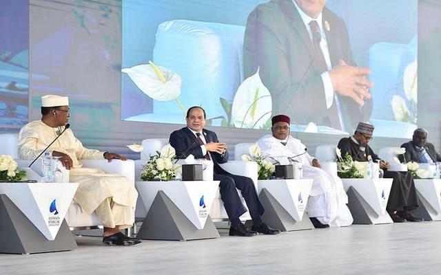 منتدى أسوان للسلام والتنمية