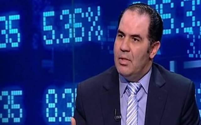 إيهاب سعيد عضو مجلس إدارة البورصة المصرية
