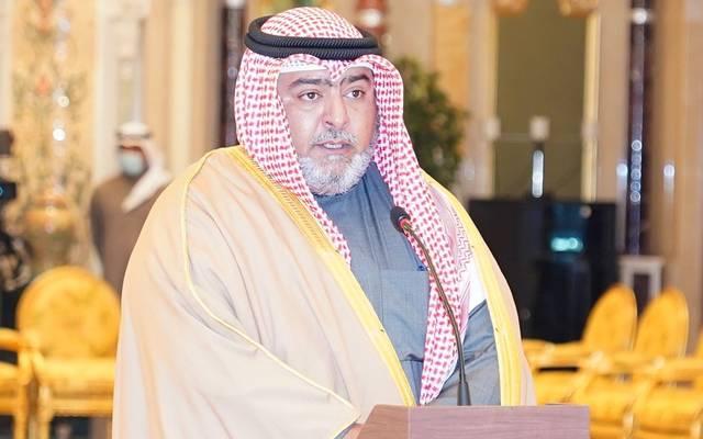 وزیر الداخلیة الكويتي الشیخ ثامر علي الصباح