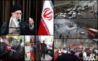 استمرار التظاهرات في شوارع إيران