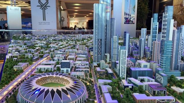 Egypt to promote residential units in new capital