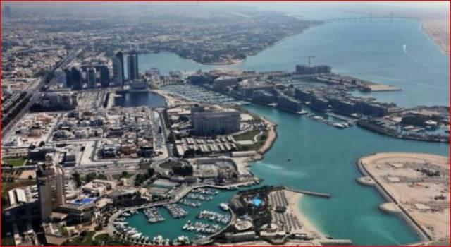 إنشاء مدينة الرياض بالعاصمة أبوظبي