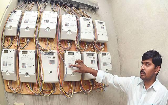 عدادات كهرباء ذكية