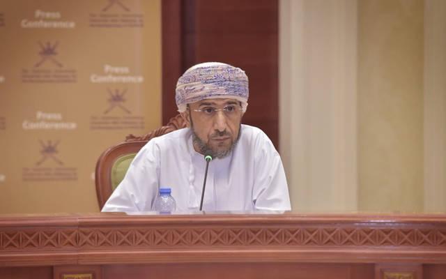 سيف العبري مدير عام مراقبة ومكافحة الأمراض العمانية