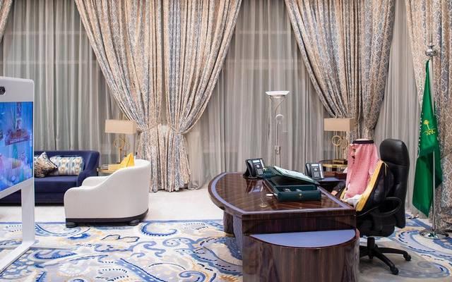 رئاسة خادم الحرمين الشريفين الملك سلمان بن عبد العزيز آل سعود