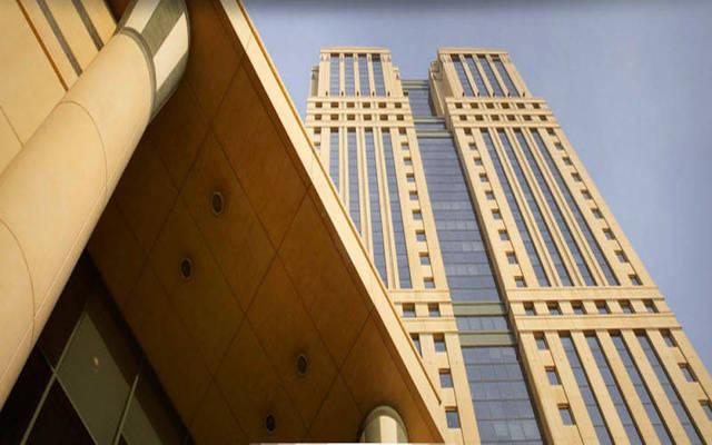 مقر أوراسكوم للاتصالات- الصورة من موقع الشركة