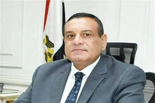 Governor of Beheira, Hesham Amena