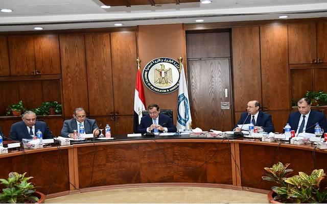 وزير البترول المصري طارق الملا يترأس الجمعية العمومية للشركة القابضة للبتروكيماويات