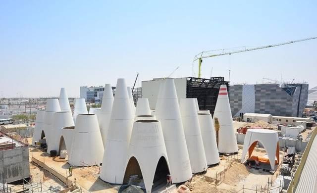 مقر جناح النمسا في معرض إكسبو دبي 2020