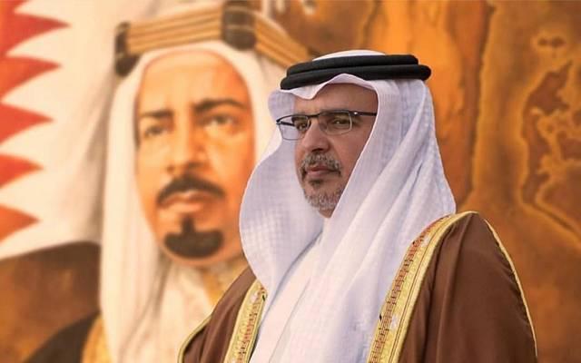 الأمير سلمان بن حمد آل خليفة ولي العهد النائب الأول لرئيس مجلس الوزراء البحريني