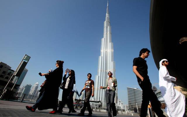 زوار دبي