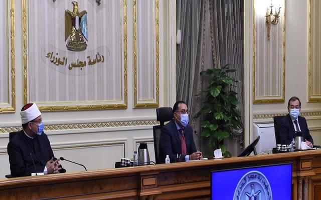 """الحكومة المصرية تستعرض خطوات تطوير المنطقة الجغرافية لشركات البترول بـ """"مسطرد"""""""