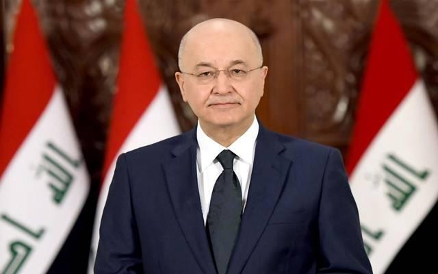 الرئيس العراقي يطالب مجلس النواب باستكمال قانون الانتخابات بأسرع وقت ممكن