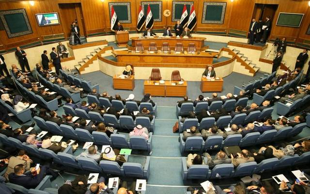 جانب من جلسات مجلس النواب العراقي  ـ أرشيفية