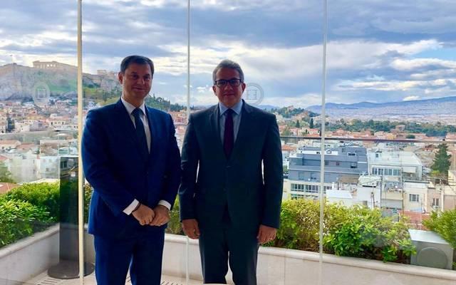 مصر تبحث مع اليونان سبل التعاون في مجال السياحة البحرية