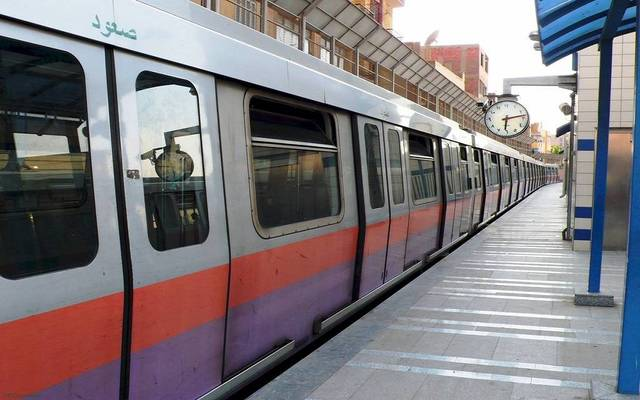 مترو القاهرة يعلن عودة حركة القطارات بعد حادث بالخط الثاني
