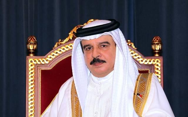 عاهل البحرين الملك حمد بن عيسى آل خليفة