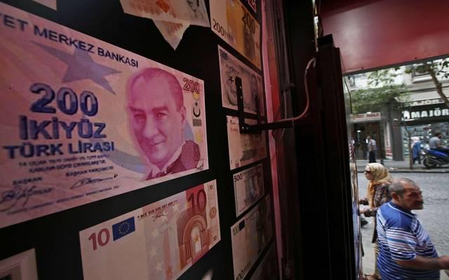 احتياطي النقد الأجنبي لدى تركيا يتراجع ملياري دولار في أسبوع