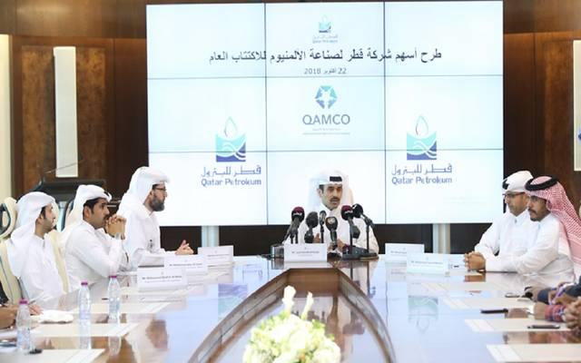 وزير الطاقة القطري سعد الكعبي